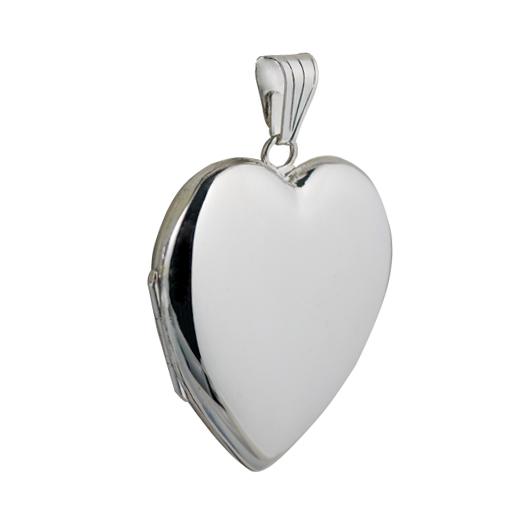 Silver, Locket, Heart Locket,