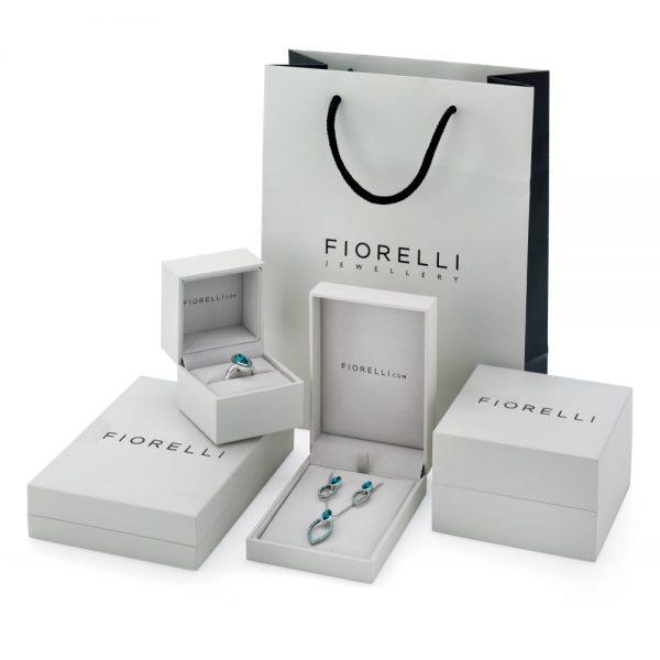 Fiorelli, silver, earrings